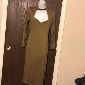 Boohoo dress size 6